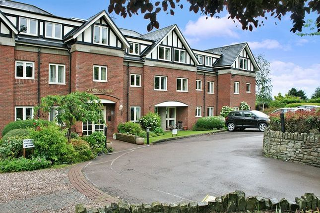 Thumbnail Flat for sale in Goodrich Court, Ross-On-Wye