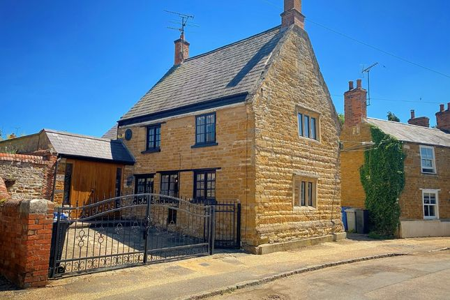 Thumbnail Cottage for sale in Main Street, Wilbarston, Market Harborough