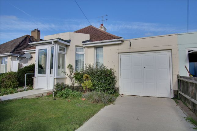 Thumbnail Bungalow for sale in Keymer Crescent, Goring-By-Sea, Worthing, West Sussex