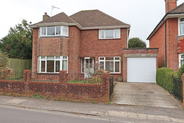 Thumbnail Detached house to rent in Essex Road, Basingstoke