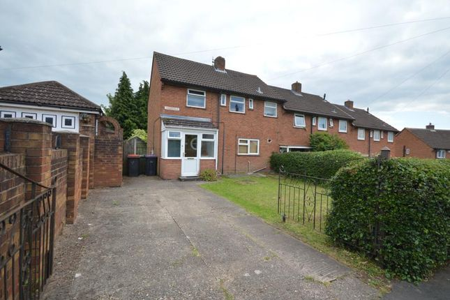 3 bed end terrace house for sale in Overdale, Telford TF3