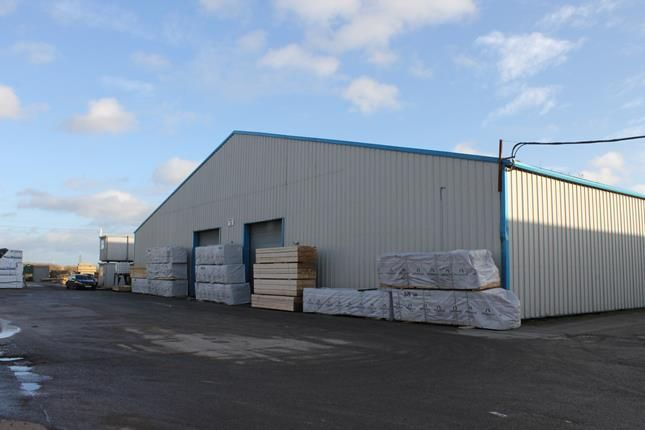 Thumbnail Light industrial to let in Unit 3 Breighton Distribution Centre, Howden