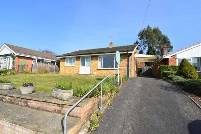 Thumbnail Detached bungalow for sale in Wyebank Place, Tutshill, Chepstow