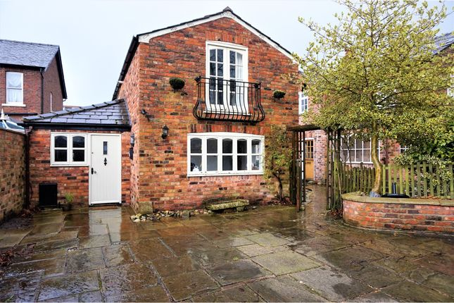 Thumbnail Cottage to rent in 28 Gravel Lane, Wilmslow
