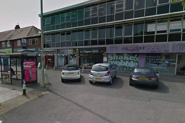 Thumbnail Commercial property for sale in Halesowen B62, UK