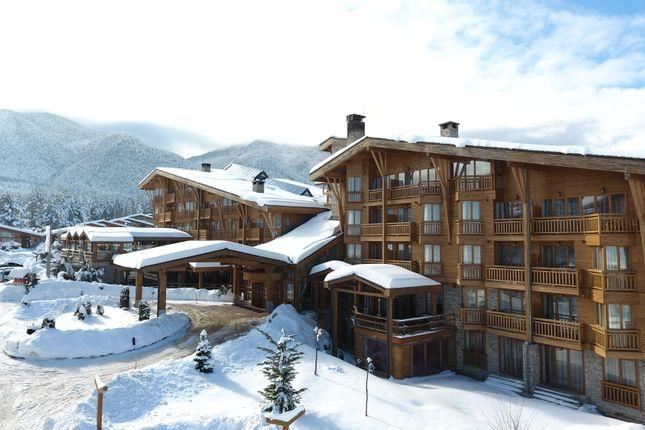 1 bed apartment for sale in Spa Studio, Pirin Golf & Country Club, Bansko, Bulgaria