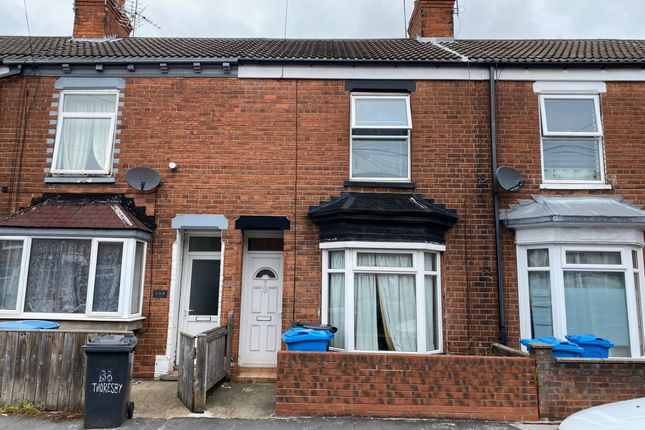 Thumbnail Terraced house to rent in Thoresby Street, Hull, East Yorkshire