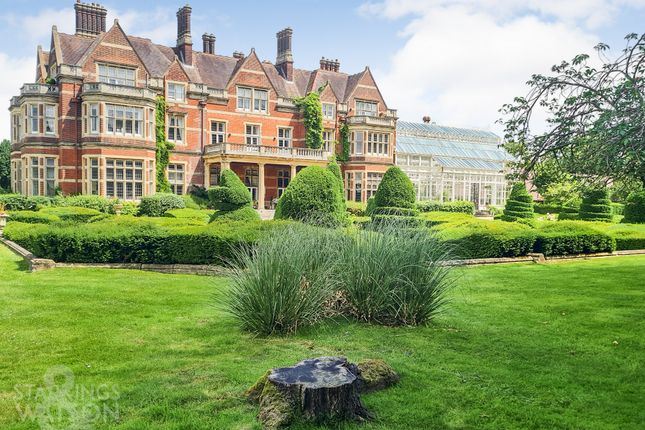 Thumbnail Flat for sale in Whitlingham Hall, Trowse, Norwich