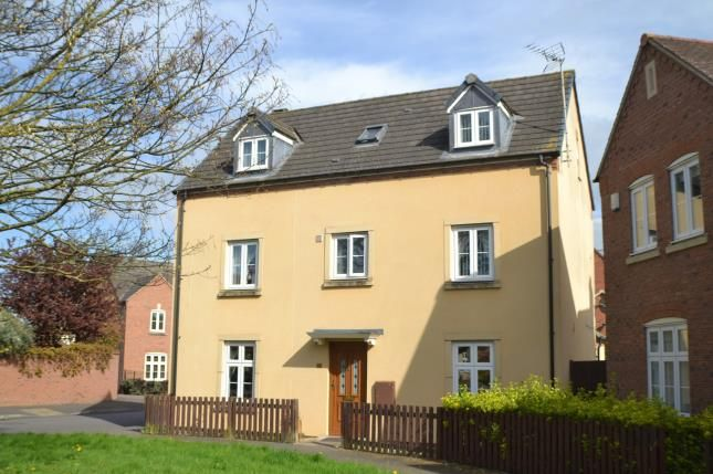 Thumbnail Detached house for sale in Chivenor Way Kingsway, Quedgeley, Gloucester, Gloucestershire