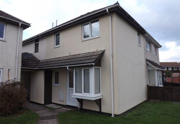 Thumbnail Terraced house for sale in Penrose Court, Tolvaddon, Camborne