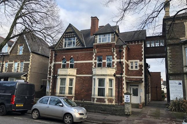 Thumbnail Office to let in 54-58 Richmond Road, Cardiff