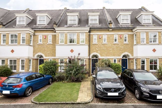 Terraced house for sale in Admiralty Way, Teddington