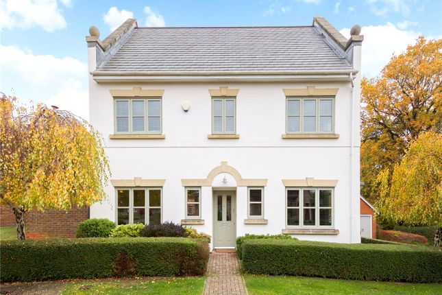 Thumbnail Detached house for sale in The Paddocks, Haywards Heath, West Sussex