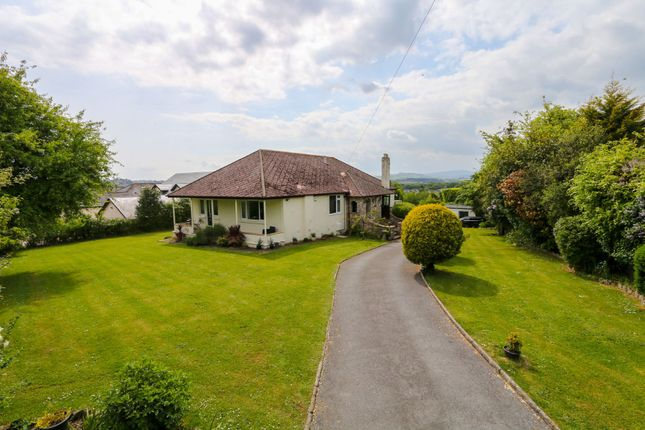 Thumbnail Detached bungalow for sale in Golvers Hill Road, Kingsteignton, Newton Abbot