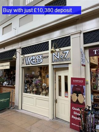 Thumbnail Retail premises for sale in Grainger Market, Newcastle Upon Tyne