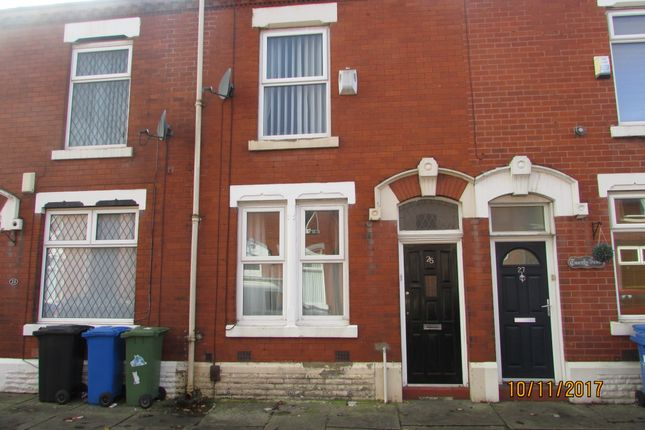 Thumbnail Terraced house to rent in Gresham Street, Denton
