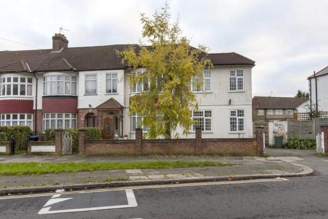 Thumbnail Semi-detached house for sale in Halstead Road, Winchmore Hill, Southgate