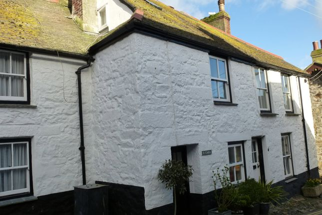 Thumbnail Terraced house for sale in Fore Street, Mousehole, Penzance