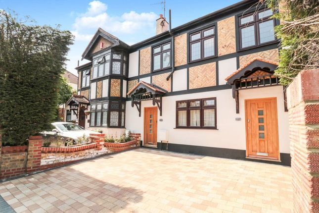Thumbnail Flat for sale in Larkshall Road, Highams Park