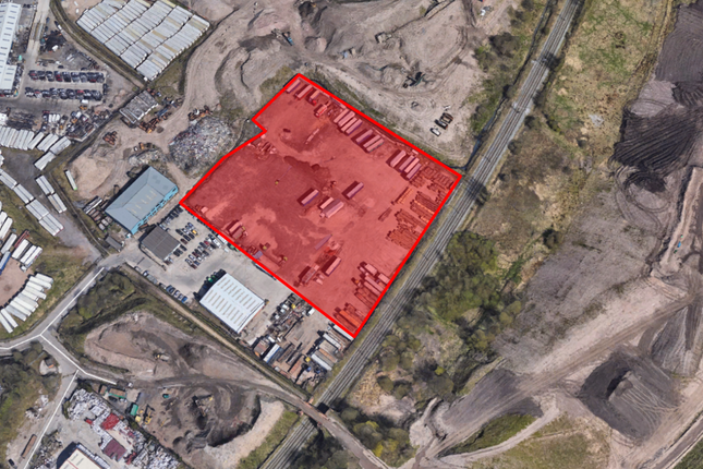 Thumbnail Land to let in Meek Street, Royton, Oldham, 6Hl, Oldham