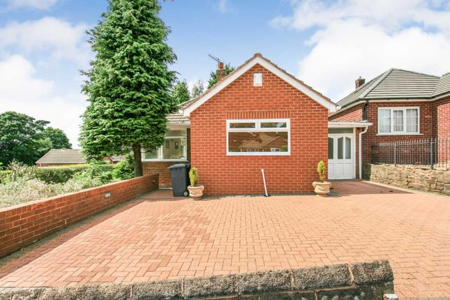 Thumbnail Bungalow for sale in Bents Lane, Dronfield, Derbyshire