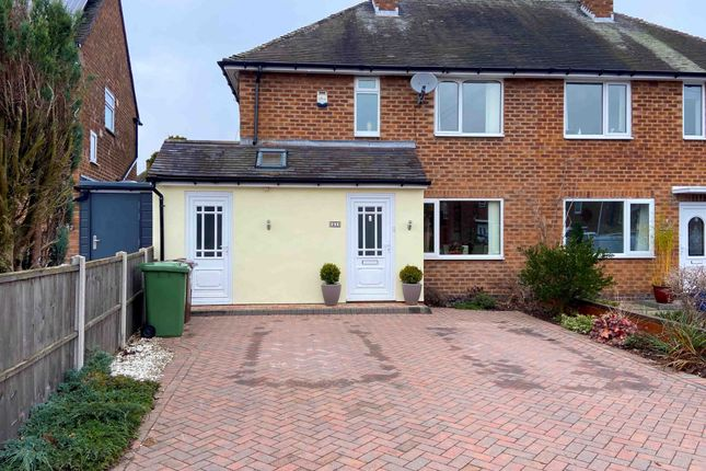 Semi-detached house for sale in Colesbourne Road, West Midlands