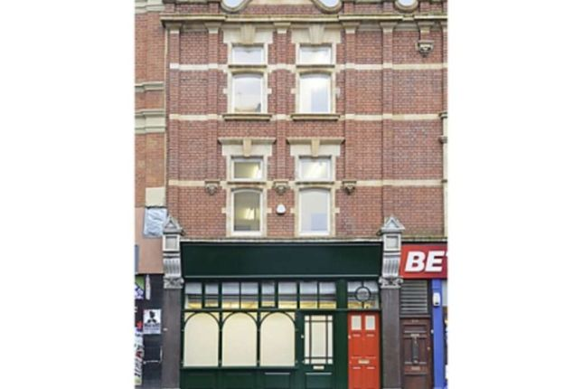 Thumbnail Retail premises for sale in 219 High Street, Acton, London