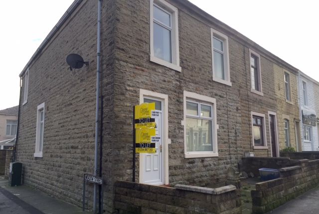 Thumbnail Flat to rent in St Huberts, Great Harwood