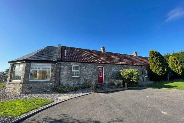 Thumbnail Farmhouse for sale in Knockhill Of Nydie Lodge, Strathkinnes, St Andrews