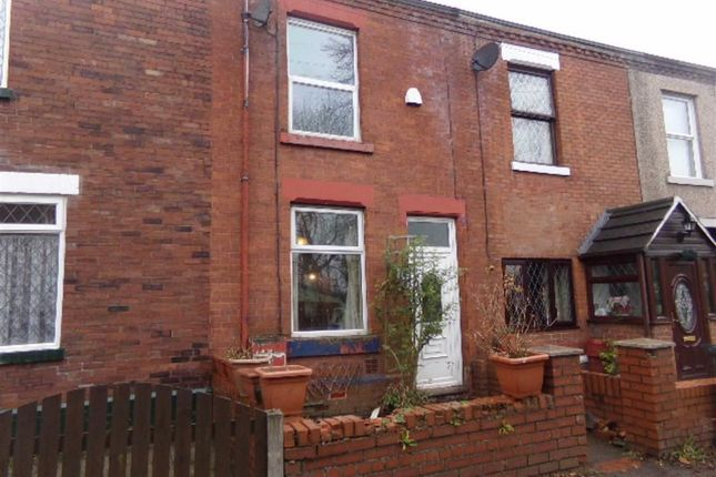 Thumbnail Terraced house to rent in Knight Street, Ashton-Under-Lyne