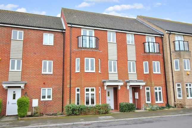 Thumbnail Town house for sale in Hibberd Rise, Hedge End, Southampton
