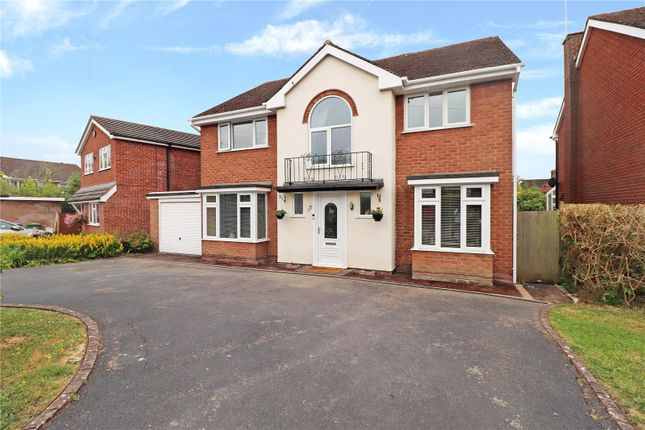 Thumbnail Detached house for sale in Holbrook Road, Stratford-Upon-Avon, Warwickshire