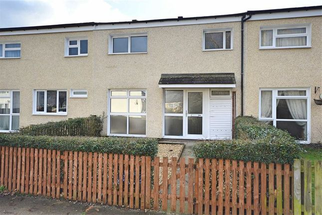 Thumbnail Terraced house to rent in 184, Lon Derw, Trehafren, Newtown, Powys