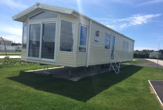 2 bed mobile/park home for sale in Willerby Aspen, Widemouth Fields, Bude