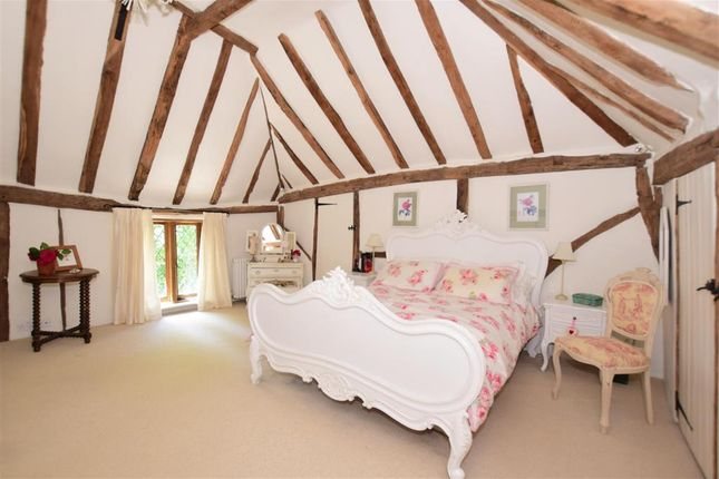 Thumbnail Detached house for sale in Stonehill, Sellindge, Ashford, Kent