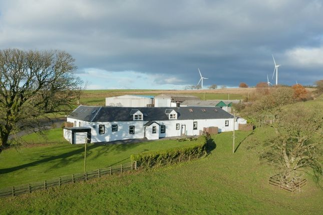 Thumbnail Farmhouse for sale in Waterside, East Ayrshire, Ayrshire