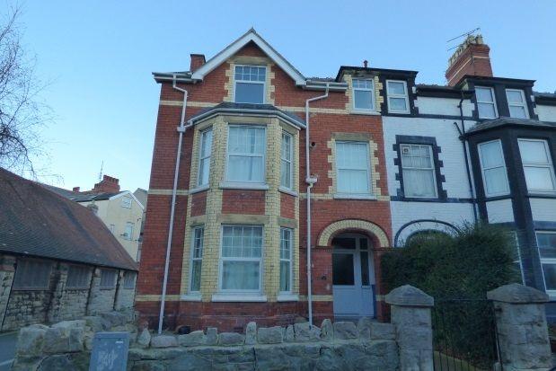 Thumbnail Flat to rent in Hawarden Road, Colwyn Bay