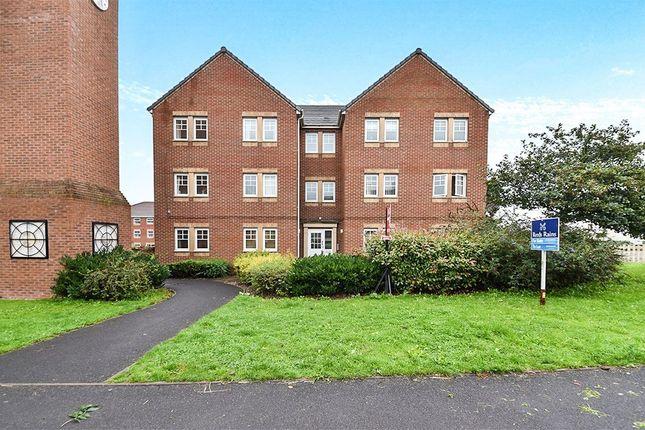 Thumbnail Flat for sale in Leek New Road, Baddeley Green, Stoke-On-Trent