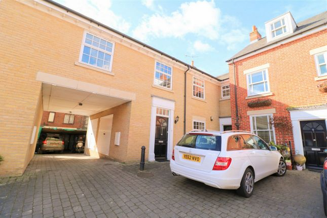Thumbnail Terraced house for sale in Oakleigh Court, St.Johns Road, Wivenhoe, Essex