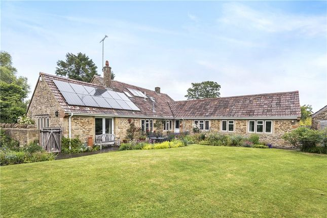 Thumbnail Detached bungalow for sale in Moor Lane, East Coker, Yeovil, Somerset