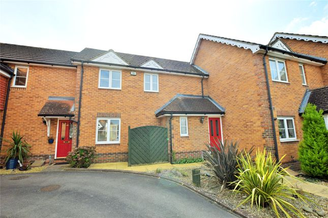 Thumbnail Terraced house to rent in Lyon Oaks, Warfield, Bracknell, Berkshire