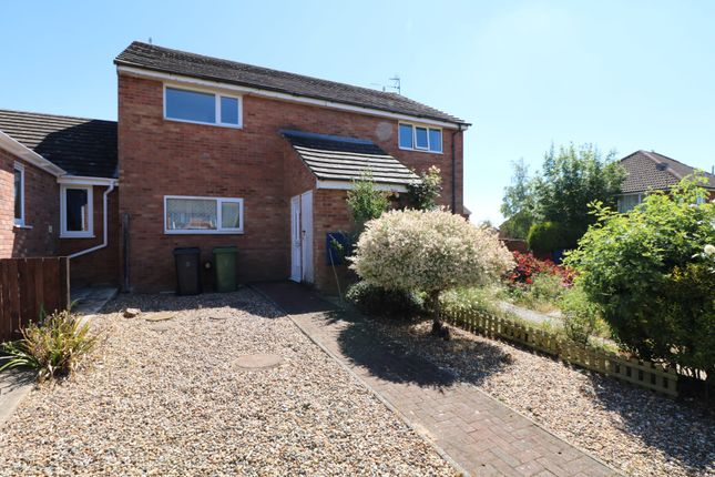 Thumbnail 1 bed maisonette to rent in Fisher Road, Diss