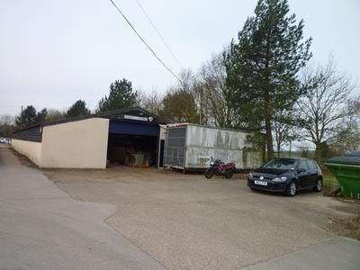 Thumbnail Light industrial to let in Unit 1, Randswood Farm, The Common, West Wratting, Cambridgeshire
