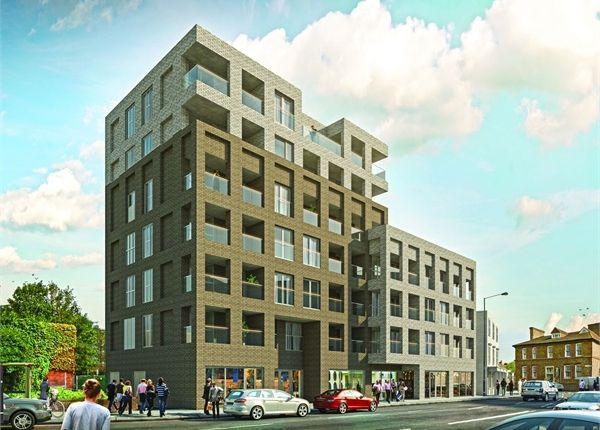 Thumbnail Flat to rent in The Glassworks, Collier Court, 41 Deptford Bridge, London