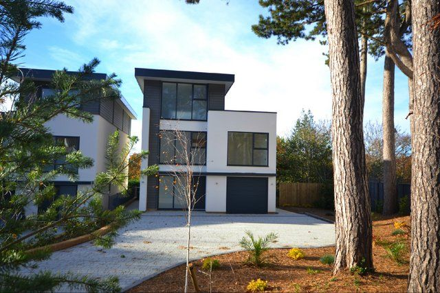 Thumbnail Detached house for sale in Harbour View Road, Lower Parkstone, Poole, Dorset