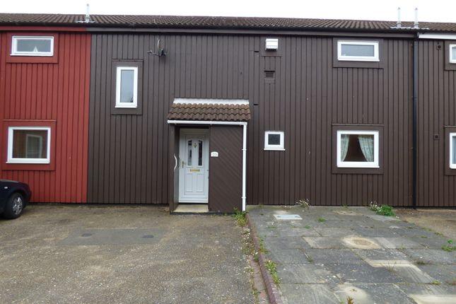 Thumbnail Terraced house to rent in Freston, Peterborough
