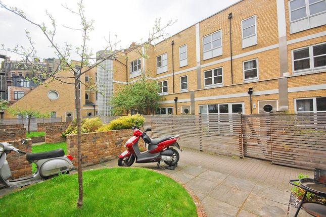 Thumbnail Terraced house to rent in Elizabeth Mews, Kay Street, London