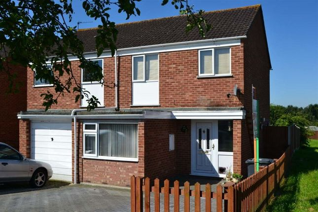 Thumbnail Property to rent in Quantock Road, Quedgeley, Gloucester