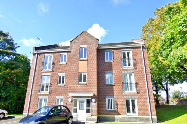 Thumbnail Flat to rent in Scholars Court, Penkhull, Stoke-On-Trent