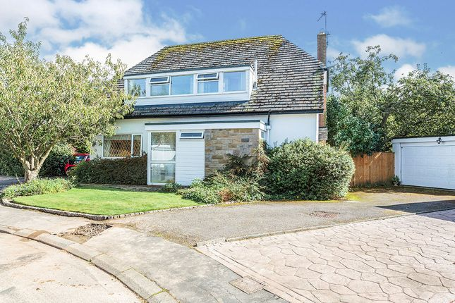 Thumbnail Detached house for sale in The Dell, Wrea Green, Preston, Lancashire